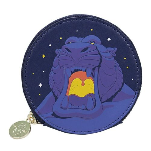 Disney Aladdin Cave Of Wonders Coin Purse Pouch